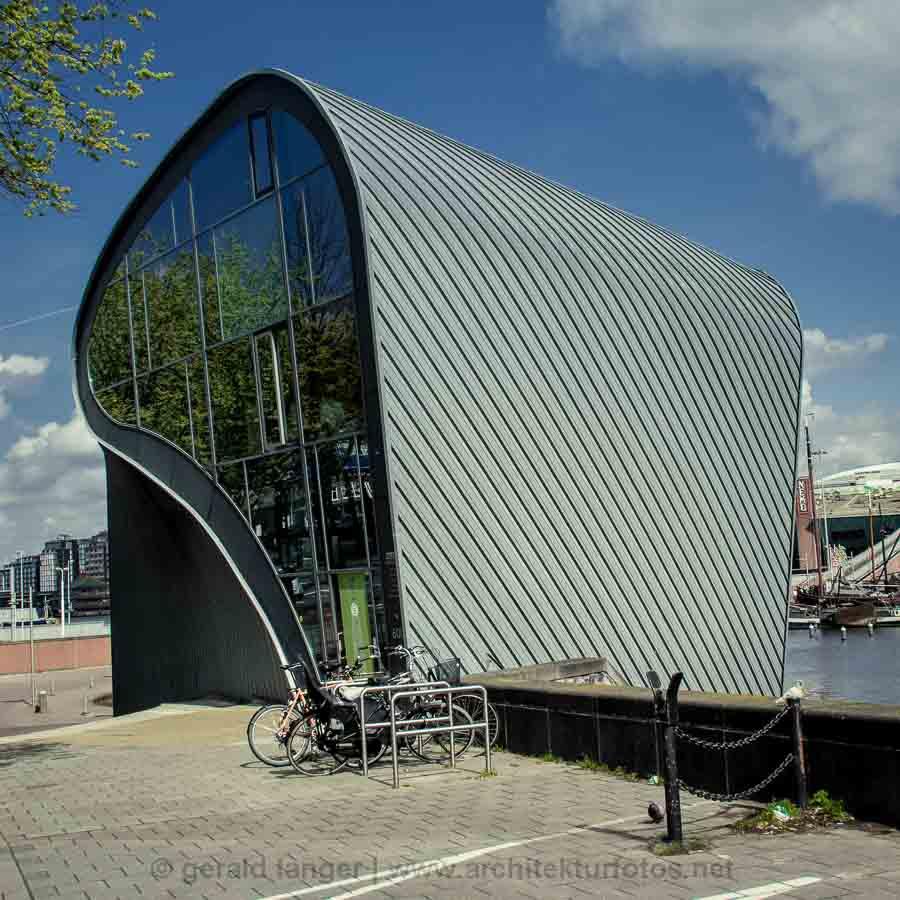 Zeitgenössische Amsterdam Architektur - Bildergalerie