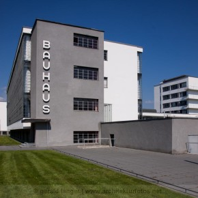 Bauhaus Dessau © Gerald Langer