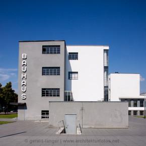 Bauhaus - Fassade © Gerald Langer