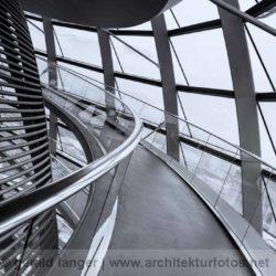 Berlin - Reichstagsgebäude - Deutscher Bundestag - Kuppel - 24.01.2017 © Gerald Langer