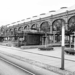 Dresden Hauptbahnhof 2018 © Gerald Langer